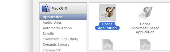 Choose Cocoa Project